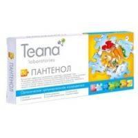 Купить Teana - Пантенол, 10 ампул по 2 мл