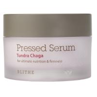 Купить Blithe Pressed Serum Tundra Chaga - Сыворотка спрессованная антивозрастная, Гриб Чага, 50 мл