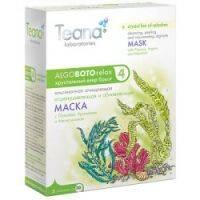 Купить Teana - Альгинатная очищающая маска-Хрустальный веер брызг, 5 штук по 30 гр