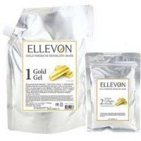 Купить Ellevon Premium Mask Gold - Маска альгинатная с золотом, гель и коллаген