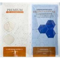 Купить Premium Jet Cosmetics - Маска суперальгинатная гидратантная с гиалуроновой кислотой, 20 г и 60 мл