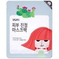 Купить Yadah Soothing Mask Pack - Маска для лица успокаивающая на тканевой основе, 25 г
