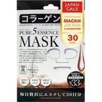 Купить Japan Gals Pure 5 Essential - Питательные маски для лица с коллагеном, 30 шт.