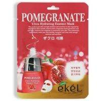 Купить Ekel Pomegranate Ultra Hydrating Essence Mask - Маска тканевая с экстрактом граната, 25 г