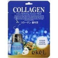 Купить Ekel Collagen Ultra Hydrating Mask - Маска тканевая с коллагеном, 25 г