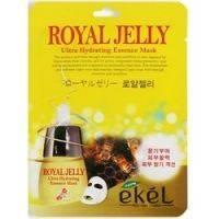Купить Ekel Royal Jelly Ultra Hydrating Essense Mask - Маска тканевая с маточным молочком, 25 г