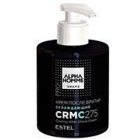 Купить Estel Alpha Homme After Shave Cold Cream - Крем после бритья охлаждающий, 275 мл