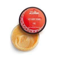 Купить Zeitun - Скраб для тела «Огонь», с индийским сандалом и чили, 250 г