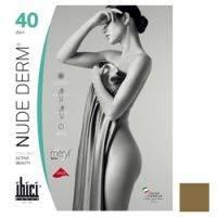Купить Ibici Nude 40 Derm - Прозрачные колготки цвет телесный, размер 2
