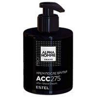 Купить Estel Alpha Homme After Shave Cream - Крем после бритья, 275 мл