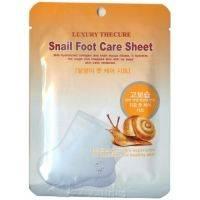 Купить Co Arang Care Sheet - Маска для ног с экстрактом слизи улитки, 2х8 мл