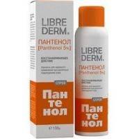 Купить Librederm Panthenol 5% - Спрей аэрозоль Пантенол 5 %, 130 г
