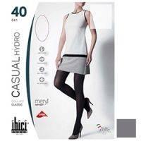 Купить Ibici Casual 40 Hydro - Прозрачные колготки цвет серый, размер 1