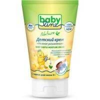 Купить Babyline Nature - Крем детский нежное увлажнение, 125 мл