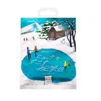 Купить Charley Bathroom - Соль-саше для ванн Выходные в хижине с ароматом имбиря и клена, 30 г