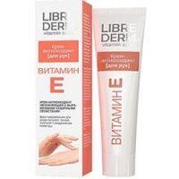 Купить Librederm - Крем-антиоксидант для рук с витамином Е, 30 мл.
