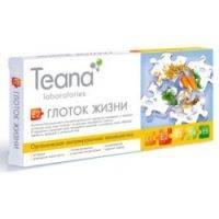 Купить Teana - Сыворотка-Глоток жизни, 10 ампул по 2 мл