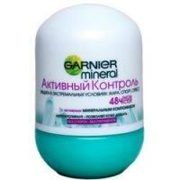 Купить Garnier Mineral - Роликовый дезодорант, Активный контроль, 50 мл