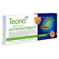 Купить Teana - Антиоксидант, 10 ампул по 2 мл