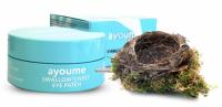 Купить Ayoume Swallows Nest Eye Patch - Патчи для глаз подтягивающие с экстрактом ласточкиного гнезда, 60х1,4 г