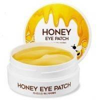 Купить Berrisom G9Skin Honey Eye Patch - Патчи для глаз гидрогелевые с медом, 60 шт