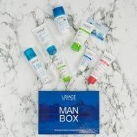 Купить Uriage Tolederm Man Box - Набор Мужской