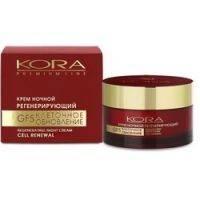Купить KORA - Крем ночной регенерирующий GF 5 Клеточное обновление, 50 мл