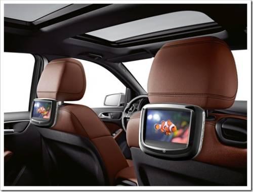 Варианты дооснащения и установки доп. оборудования на автомобили Mercedes