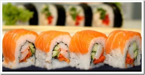 Какие суши самые вкусные?