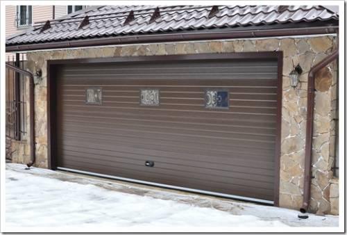 Как правильно выбрать автоматические гаражные ворота