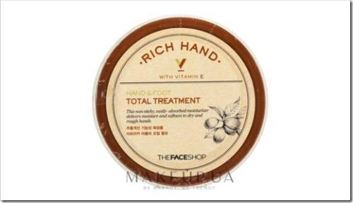 Крем Hand And Foot Treatment