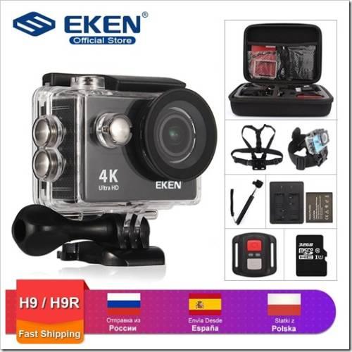 Технические аспекты выбора экшн камер