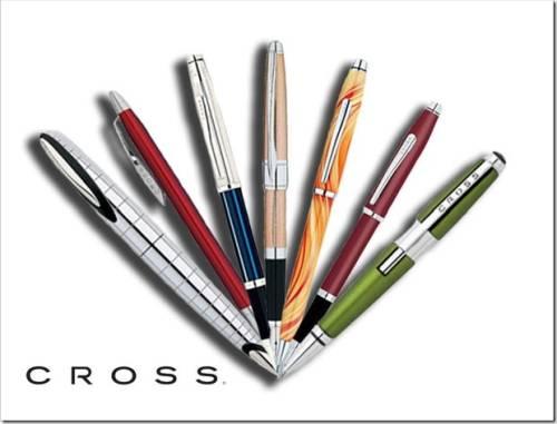 Обзор ассортимента ручек и пишущих инструментов бренда CROSS