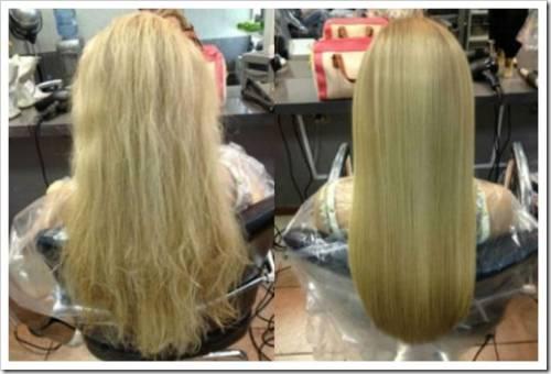Каутеризация и медицинское оздоровление волос