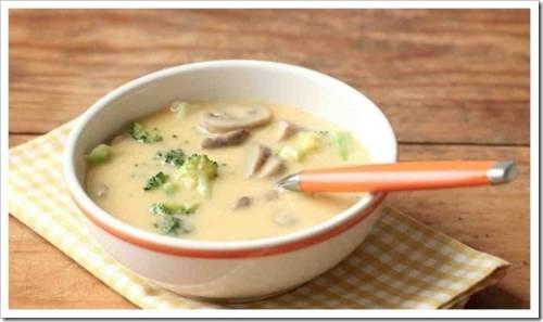 Ингредиентный состав супа