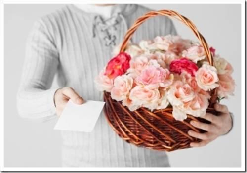 Компания по доставке цветов
