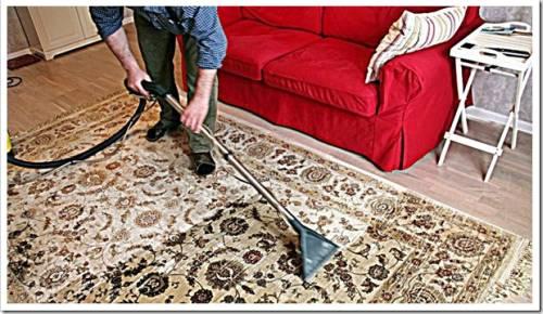 Вся правда о чистке ковров в домашних условиях