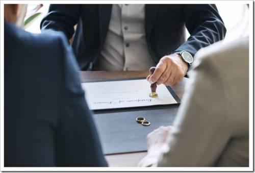 Типичный фронт работ семейных адвокатов