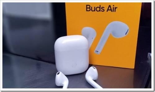 Главные технические параметры наушников Buds Air
