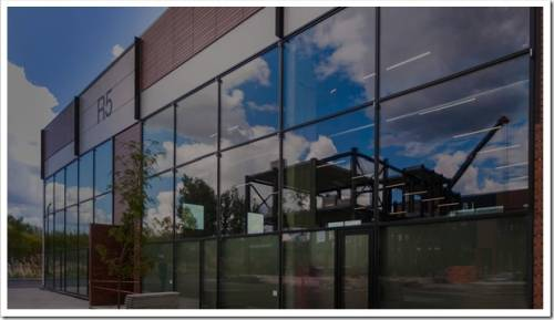 Технология тонировки стекол фасадов зданий