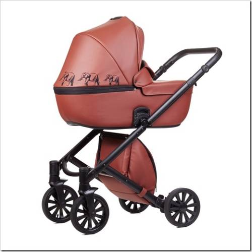 Как выбрать детскую универсальную коляску Anex?