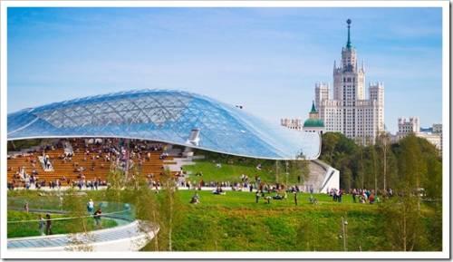 Какие достопримечательности можно посмотреть в Москве за 1 день