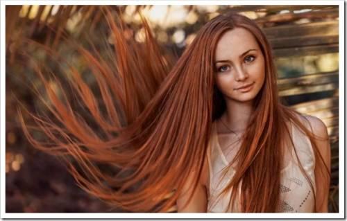 Как правильно ухаживать за длинными волосами девушке?