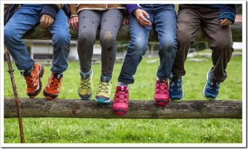 Выбираем детские кроссовки на весну