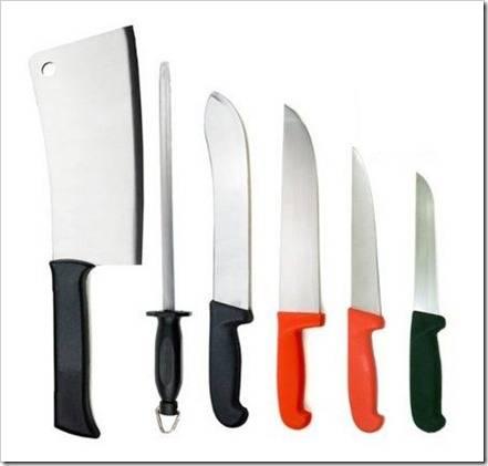 Как выбрать нож для разделки мяса